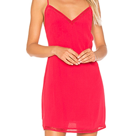 new lower prices price reduced many fashionable Lovers + Friends Dresses | Lovers Friends Mini Slip Dress Red ...